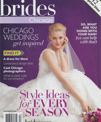 Brides Chicago 2010