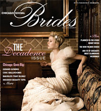 Chicago Social Bride Fall/Winter 2008