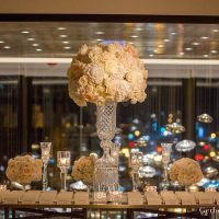 The Langham Hotel Wedding