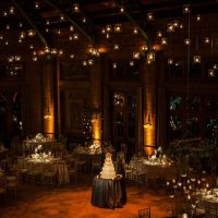 cafe brauer winter wedding