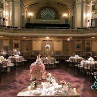 Murphy Auditorium wedding