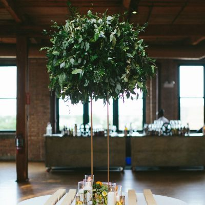 Bridgeport Art Center Wedding