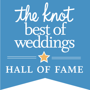 The Knot - Best of Weddings Hall of Fame