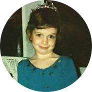 Kristy Diana Kid Photo
