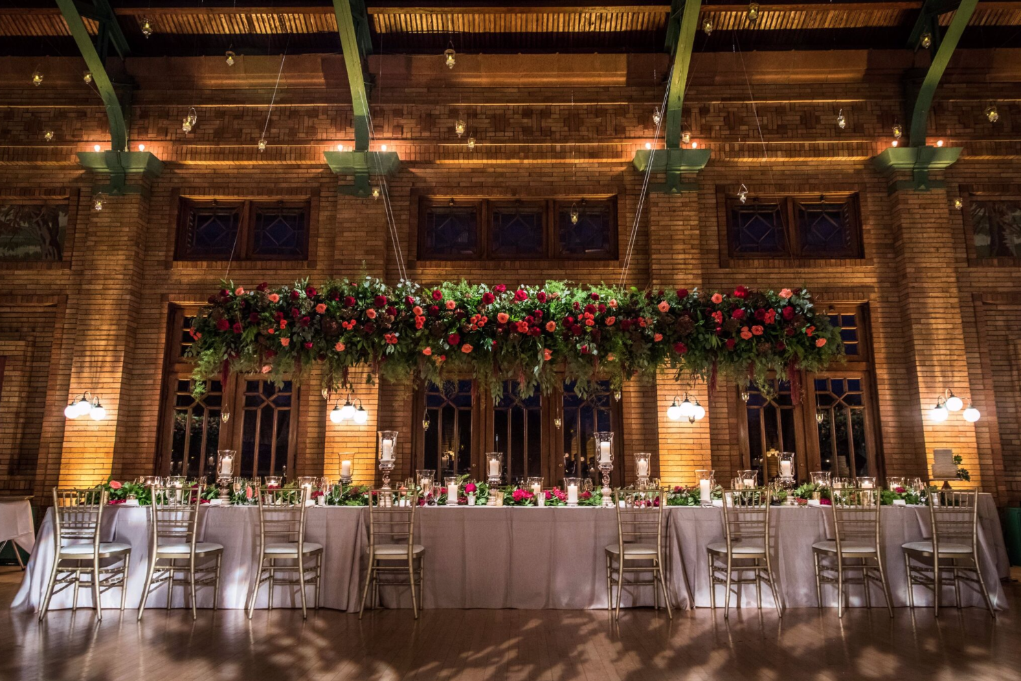 Fall Wedding At Cafe Brauer