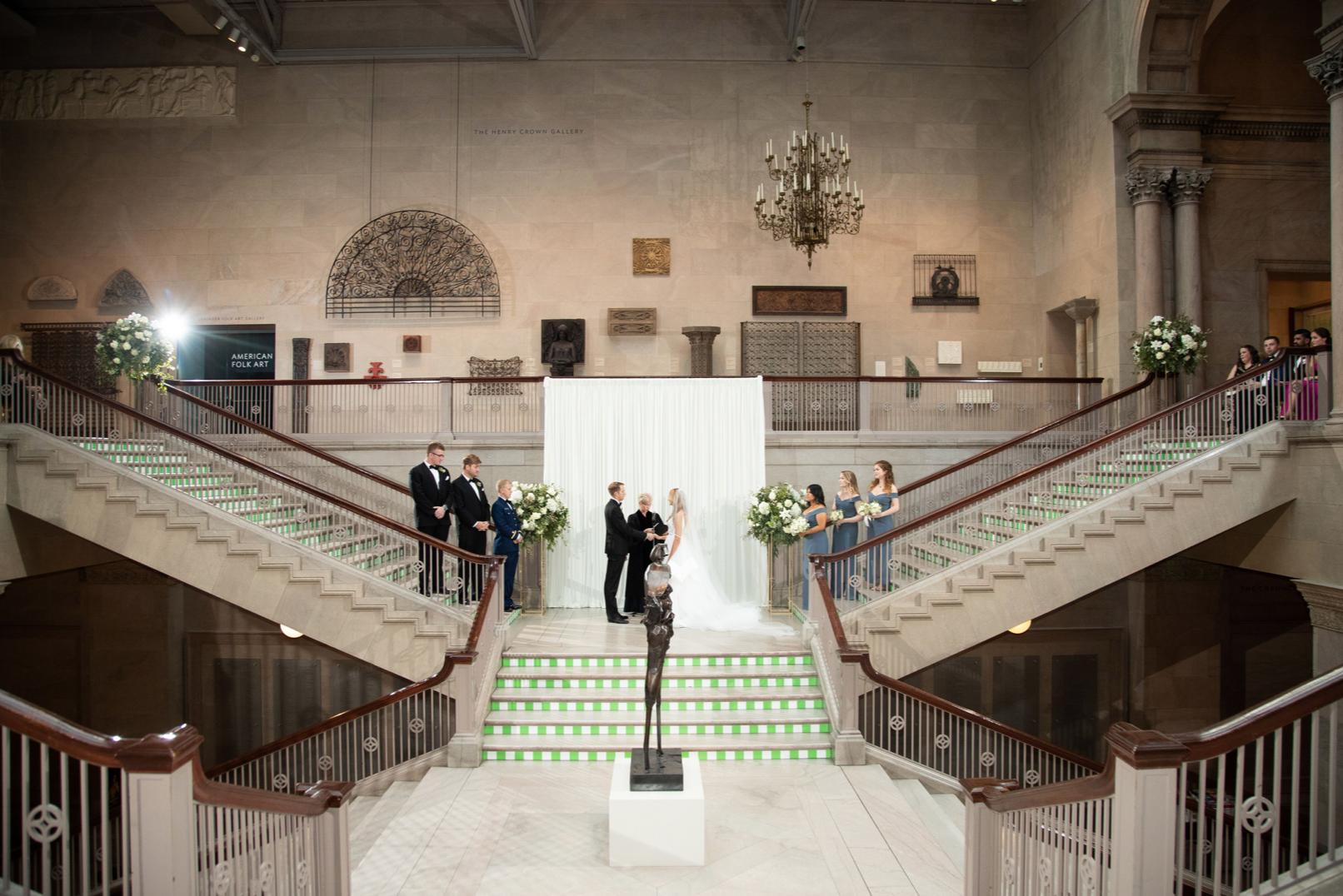 Romantic-Art-Institute-Wedding