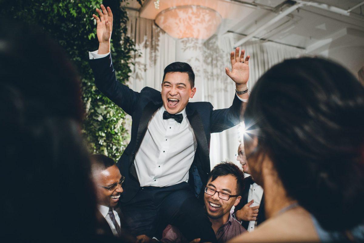 Cali Inspired Wedding